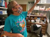 O femeie din Florida a făcut apel la poliție ca s-o scape de un raton