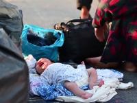 Zece țări europene vor primi 400 de copii orfani din tabăra de migranți din Lesbos