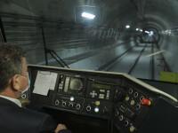 O staţie de metrou supraterană va fi construită între staţia de metrou Berceni şi Şoseaua de Centură