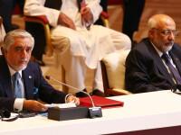 Negocieri istorice de pace în Afganistan. Talibanii ar înceta focul în schimbul eliberării prizonierilor lor