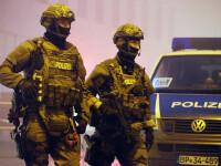 Alertă teroristă în Germania. Un suspect a fost reținut după o operațiune de căutare la nivel național