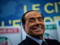 Silvio Berlusconi este grav bolnav. Fostul premier italian a avut Covid-19 în septembrie