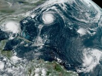 VIDEO. Uraganul Sally a ajuns la categoria a doua şi se apropie de coastele americane