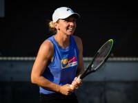 Simona Halep s-a calificat în optimi, la dublu, la turneul de la Roma
