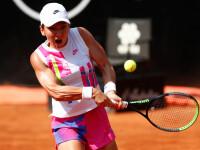 Simona Halep a câștigat turneul de la Roma. Pliskova a abandonat