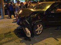 Accident violent în Capitală, provocat de un șofer beat