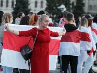 Zeci de protestatari, arestați în Belarus după confruntări violente cu poliția