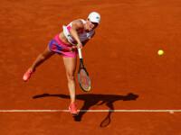 Simona Halep s-a calificat în finala turneului de la Roma după ce a învins-o pe Garbine Muguruza