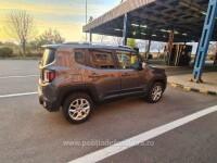 Un italian a cumpărat din România un Jeep Renegade, cu 11.000 €. Cum a rămas fără el în Vaslui