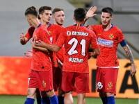 FCSB a ratat calificarea în play-off-ul Ligii Europa, după 0-2, cu Slovan Liberec. FCSB a jucat în 10 oameni din minutul 20