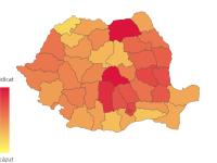 Coronavirus România, bilanț 25 septembrie. 1.629 de persoane infectate în ultimele 24 h