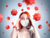 Experți: Coronavirusul, tot mai contagios, s-ar putea adapta la măsurile de protecție
