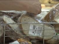 Experiment românesc. Cât rezistă SARS-COV-2 pe pâinea ambalată şi pe cea neambalată