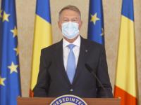 Iohannis, după un nou record zilnic de infectări: Ne aflăm într-un veritabil val doi al pandemiei