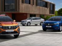 Dacia a prezentat noile modele Logan și Sandero. Surpriza pregătită de producător