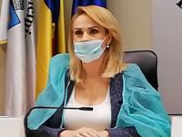 Reacția Gabrielei Firea, după ce a stat în prejma lui Marcel Ciolacu, suspect de coronavirus