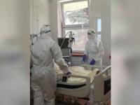 Un bebeluș de 9 luni, infectat cu SARS-CoV-2, internat la Terapie Intensivă