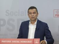 Sorin Grindeanu: PNL şi Klaus Iohannis măsluiesc cifrele privind cazurile de COVID