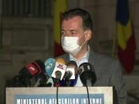 """Noi reguli pentru cei care vor sosi în România. Orban: """"Vor avea două variante"""""""