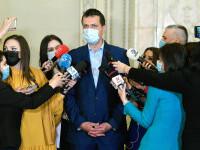 USR, după ce liberalii au decis să îl propună tot pe Cîţu premier: Înseamnă că s-au înţeles cu PSD să îl susţină