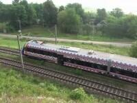 Primul tren diesel românesc așteaptă să fie omologat. Costurile prototipului au ajuns la 5 milioane de euro
