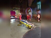 Cum a incendiat un pacient Spitalul de Psihiatrie din Arad, la nici o oră de la internare