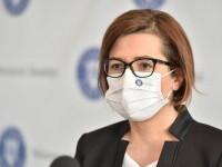Ioana Mihăilă: Ultima estimare arată că am putea să ajungem la 4.000 de pacienţi spitalizaţi cu COVID-19
