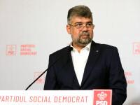 PSD va depune moțiune de cenzură marți dacă cea a USR PLUS – AUR va fi blocată de CCR