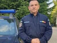 Un jandarm care se ducea acasă a salvat trei victime dintr-un accident grav
