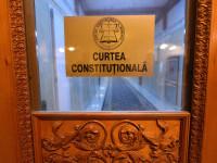 CCR a stabilit ca punctele de vedere pentru moțiunea de cenzură să fie trimise până pe 15 septembrie