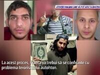 A început procesul celui mai sângeros atac terorist din istoria Franței. 1.800 de persoane s-au constituit parte civilă