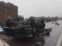 O tornadă a făcut prăpăd în Sicilia. Două persoane au murit