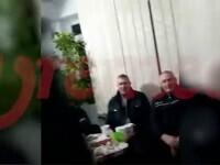 """Chefuri cu """"chiuială"""" în biroul șefului Poliției Locale Bârlad. """"Țuică, vin sau bere? Apă nu avem!"""". Chemați de acasă să bea"""