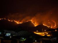 """Sudul Spaniei continuă să ardă. Pompierii fac față cu greu: """"Focul este scăpat de sub control"""""""