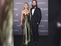 Kate Hudson s-a logodit cu iubitul ei, mai tânăr cu 7 ani. Cei doi au și o fetiță