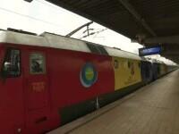 Trenul simbol al Europei, \