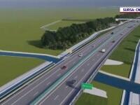 Când va fi gata cea mai modernă autostradă din România. Proiectul costă 4,7 miliarde de lei