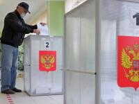 Comisia Europeană: Alegerile din Rusia s-au desfăşurat într-o \'\'atmosferă de intimidare\'\'