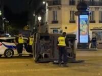 VIDEO. Patru persoane au fost spulberate de o mașină condusă de o femeie care consumase protoxid de azot
