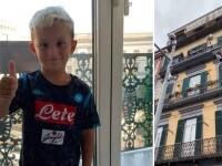 """Copil de 4 ani, mort după ce a fost scăpat de la balcon de îngrijitorul său. """"M-am dus apoi să mănânc o pizza"""""""