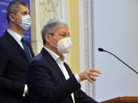Alegeri în USR PLUS. Dacian Cioloş a obţinut cele mai multe voturi. Cioloş şi Barna intră în turul al doilea