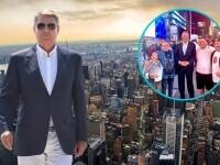 Klaus Iohannis s-a pozat cu un manelist celebru la New York. Il știe toată România