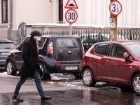 Surse: Incident auto cu o mașină din coloana oficială a premierului Cîțu, la Vâlcea
