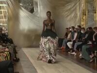 Lux și eleganță la Săptămâna Modei de la Milano. Designeri celebrii au prezentat noile colecții ale anului viitor