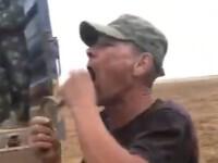 FOTO. Un fermier din Rusia a murit după ce a vrut să înghită o viperă de stepă. \