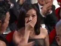 O actriță din China a \