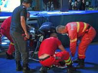 VIDEO. Incident la Congresul PNL: un delegat a căzut prin podeaua scenei modulare