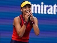 OFICIAL. Emma Răducanu va juca la Transylvania Open, alături de Simona Halep
