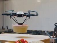 Proiect inedit în România. Când vom putea vedea primele drone care livrează mâncare