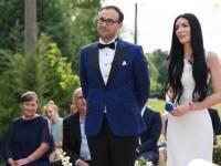 """""""Căsătoriți pe nevăzute"""". Loredana și Daniel, al treilea cuplu care a spus DA. Primele reacții. VIDEO"""